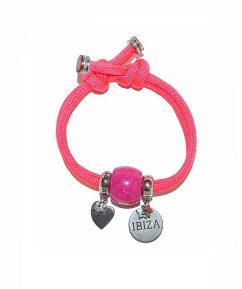 Pulsera Ibiza Summer Pink